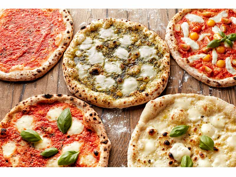 800 Degrees Neapolitan Pizza in Dubai