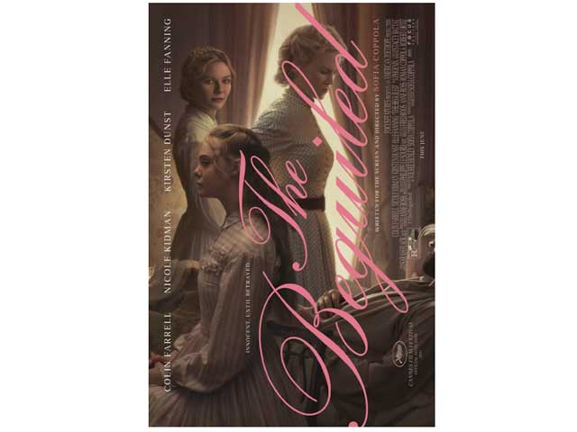 The Beguiled, a film about dangerous rivalries by director Sofia Coppola