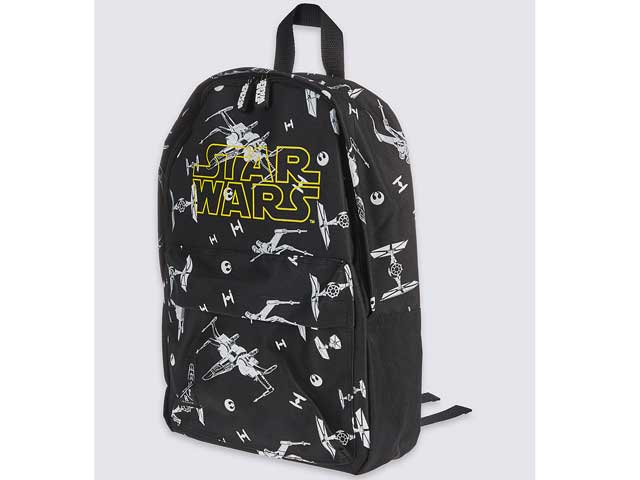 Star Wars bag available at Marks & Spencer